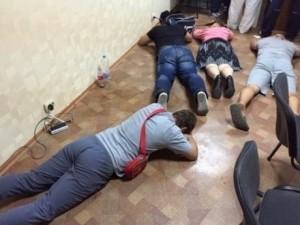 У Харкові ліквідовано багатомільйонний конвертаційний центр бойовиків