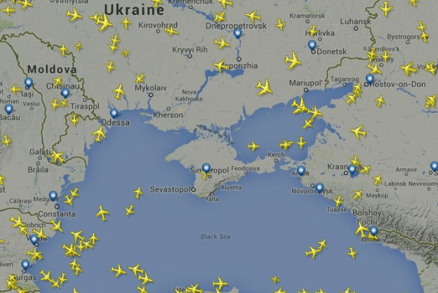 Україна при допомозі НАТО відновить контроль за повітряним простором над Чорним морем