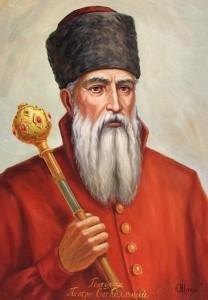 Чотири сотні років тому, у ніч перед Покровою, козаки Сагайдачного проломили Острожні ворота Москви і почали ламати Арбатські…