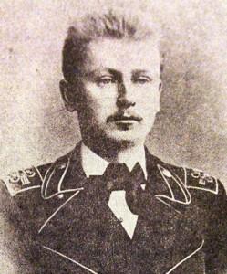 Пам'ятник першому українцю-авіатору встановили у його рідному місті на Кіровоградщині