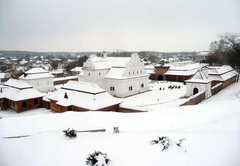Козацька столиця Чигирин скликає гостей на Фестиваль Святого Миколая