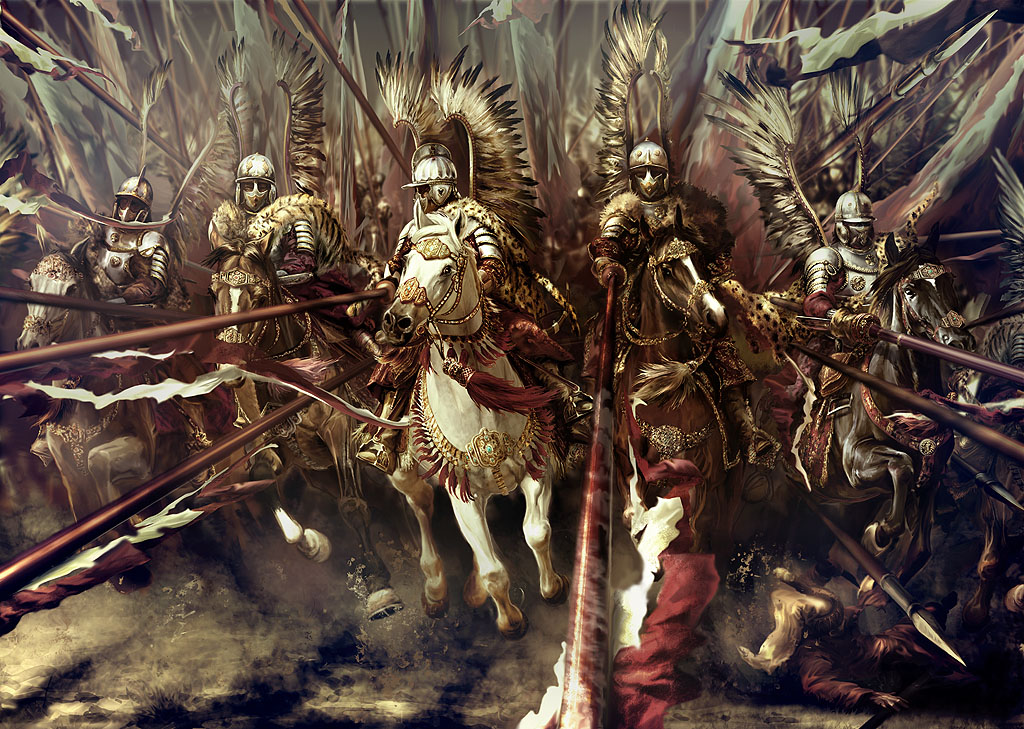 Прославлені в Європі польські крилаті гусари полягли від козацьких шабель з Черкащини…