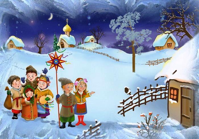 У Києві Різдвяні святкування  відбудуться на Софійській, Михайлівській, Поштовій, Троїцькій та Контрактовій площах, у парку Шевченка та на Співочому полі