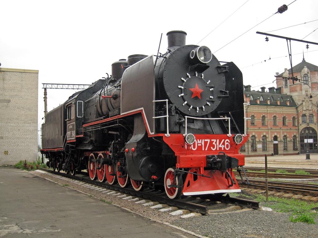 У полоні «ДНР» перебувають… п'ять паровозів з Черкащини