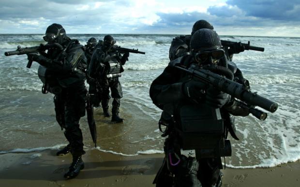 Україна готуватиме підводний спецназ