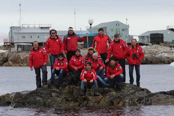 До Києва повернулися учасники ювілейної української зимівлі в Антарктиді
