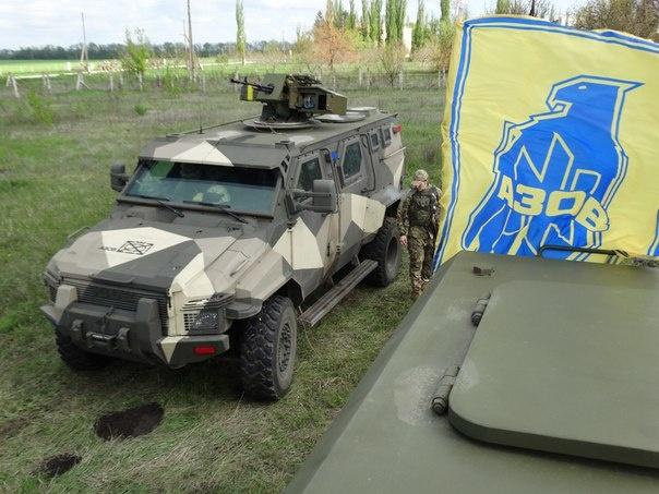 """""""Азов"""" посилив кордон із Придністров'ям і патрулює вулиці Одеси"""