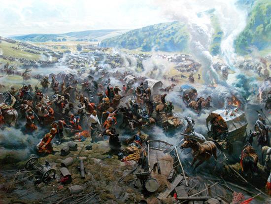 26 травня – день славетної перемоги козаків Богдана Хмельницького у битві під Корсунем