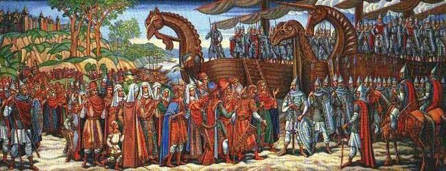22 червня – день, коли Візантія сплатила данину Києву…