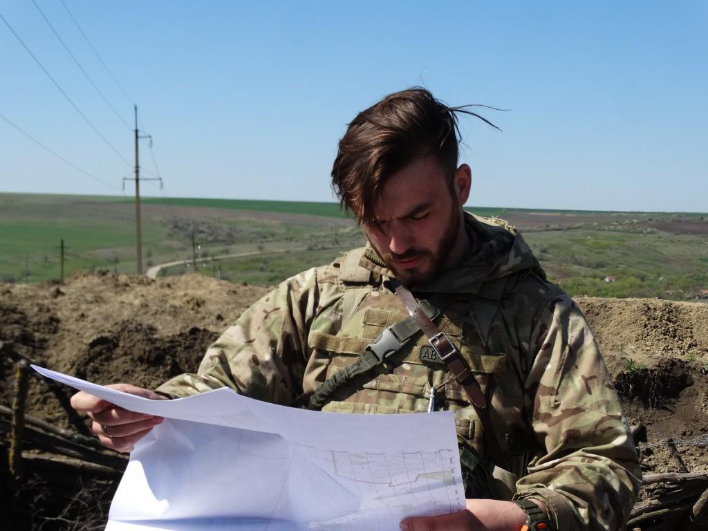 Боєць Ролло: «В «Азов» я потрапив, бо прагнув бути достойним нащадком сотника Уманського козацького полку»