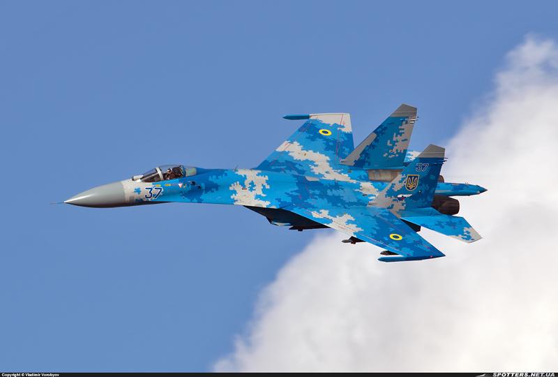 Українського військового льотчика визнали кращим на міжнародному авіапоказі в Словаччині