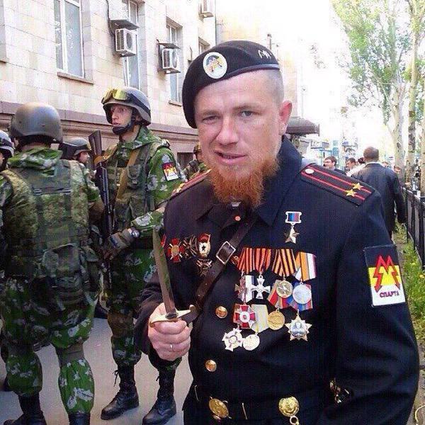 """Терорист """"Моторола"""" загинув від вибуху – в СБУ вважають, що це могли зробити бойовики """"ДНР"""""""