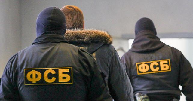 Страйкбольное оружие «украинских диверсантов», или очередное шоу ФСБ РФ в Крыму