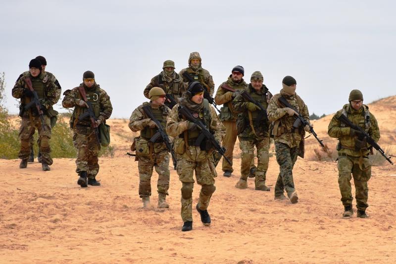 Як і навіщо на Херсонщині готуються десятки загонів територіальної оборони (ФОТО)