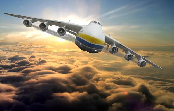 """Український літак """"Мрія"""" встановив новий рекорд"""