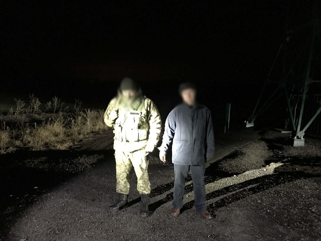 """Харківського """"антимайданівця"""", який намагався втекти в Росію, затримали на кордоні"""