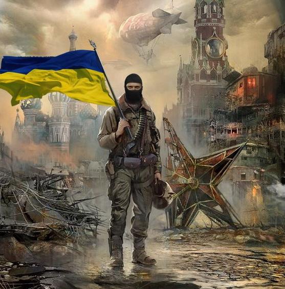 """Терорист-якут, який мародерствує на Донбасі, лякає росіян """"вторгненням бандерівців"""""""