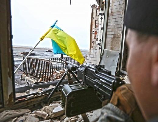 У січні в прокат вийде документальна стрічка про оборону Донецького аеропорту «Воїни духу»