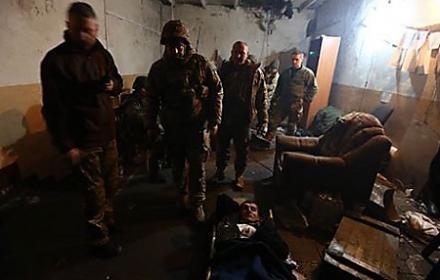 Росіянин, взятий у полон на Світлодарській дузі, може бути бійцем ГРУ РФ (фото)