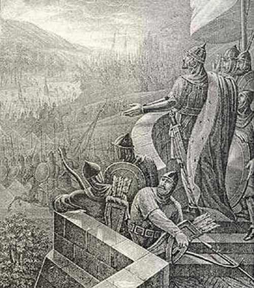 У ці дні 1173 року предки нинішніх українців розгромили предків московитів під Вишгородом