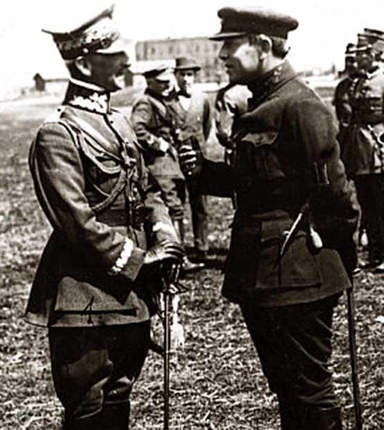 У польському Сеймі відкрилася виставка, присвячена військово-політичному союзу Петлюри і Пілсудського