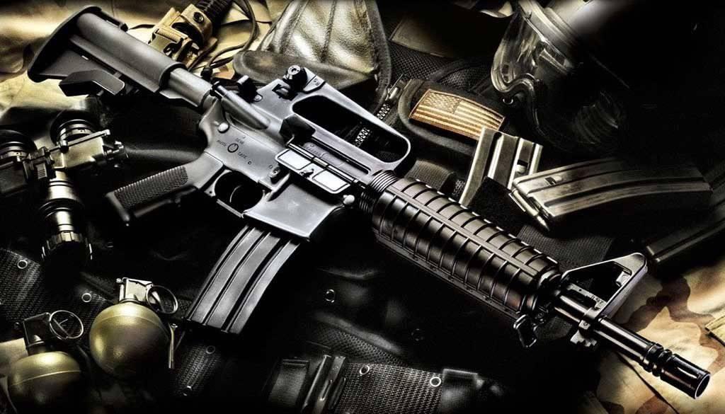 """""""Укроборонпром"""" вироблятиме американські автоматичні гвинтівки М-16"""