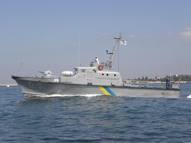 Українські ВМС готують бойові навчання на півдні держави