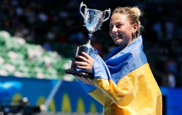 Вперше в історії українка здобула перемогу на престижному турнірі Australian Open