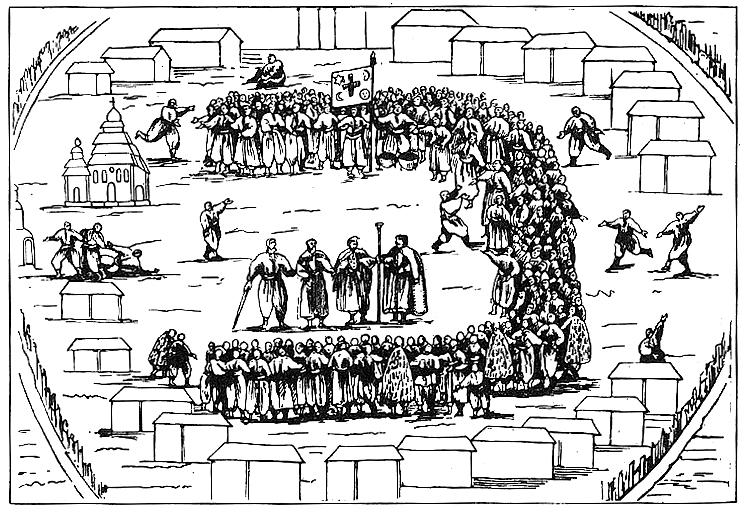Золотонісець Мелес життя провів у монастирях, залишаючись справжнім козаком…