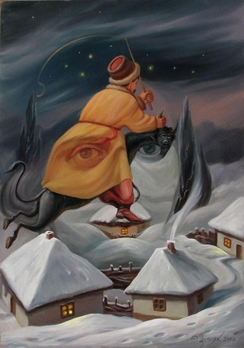 """""""Вечори на хуторі біля Диканьки"""" і в кіно, і в книзі Гоголя, і в реальному житті – """"рідні"""" Черкащині"""