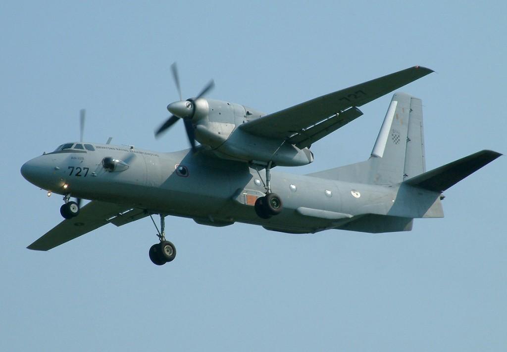 Гігант-транспортник українських Військово-повітряних сил продемонстрував у небі граціозність балерини