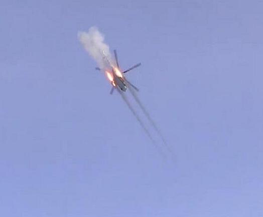 Українські ВПС випробували новітні 57-мм ракети