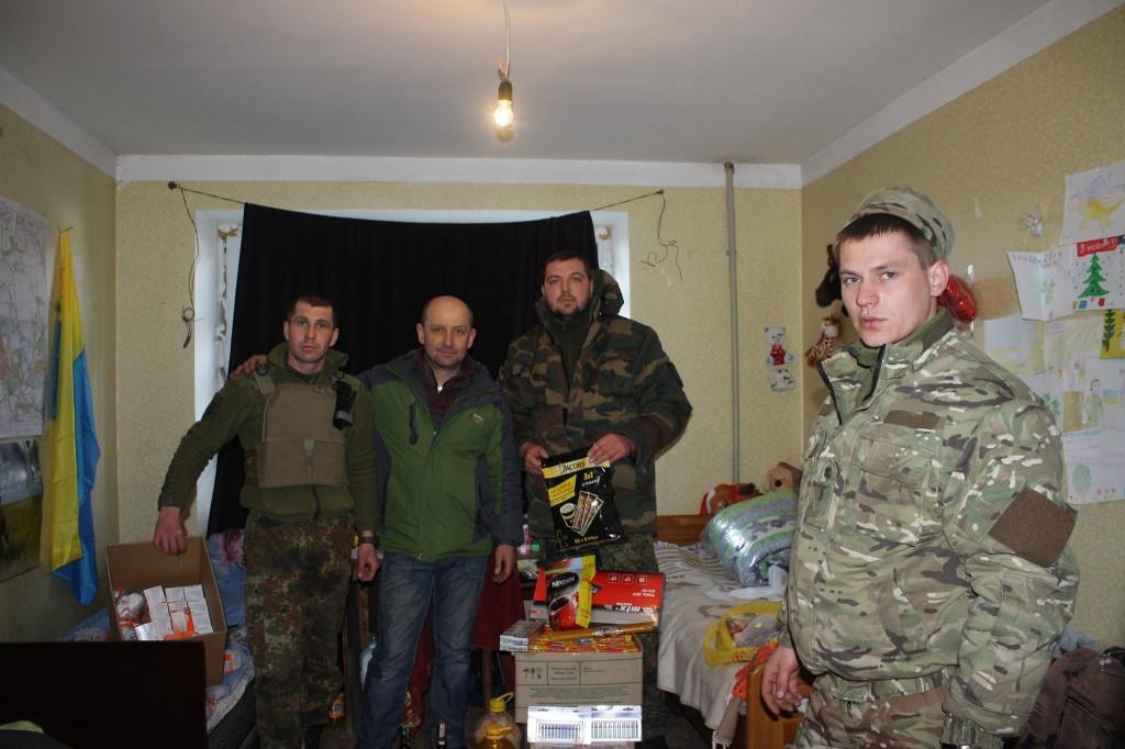 Вільне козацтво австралійського Мельбурна і черкаського Холодного Яру організували «гумконвой» для українських бійців у Авдіївці