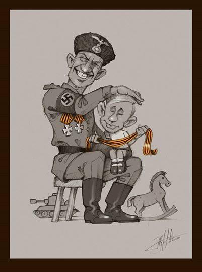 Екс-депутат Держдуми РФ порівняв Росію з нацистською Німеччиною