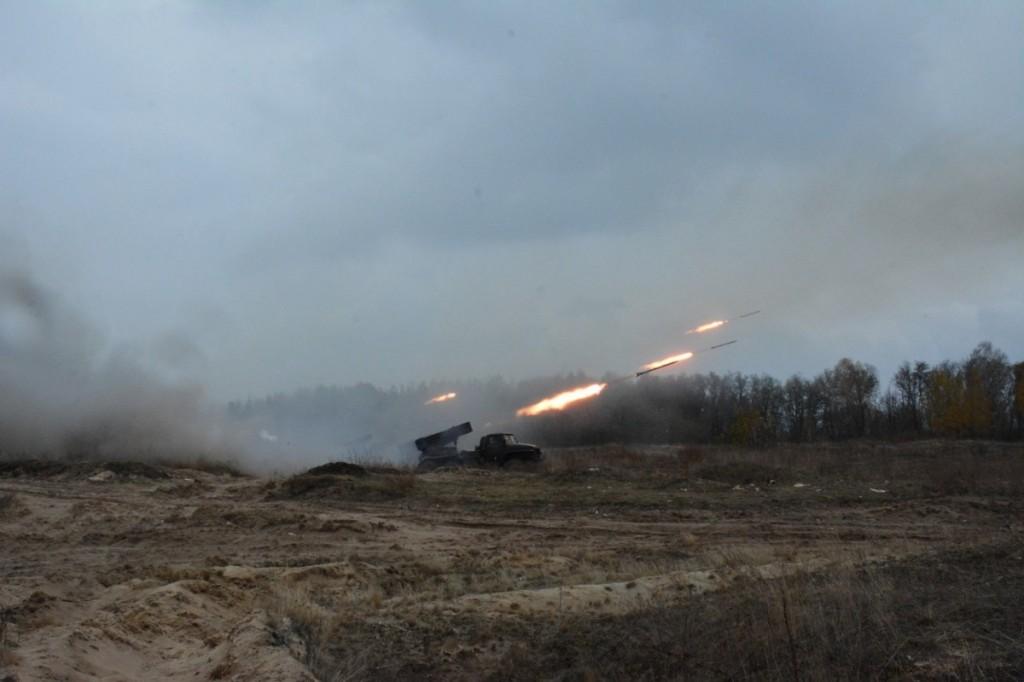 Міністерством оборони заплановано серію тактичних навчань із зенітно-ракетними комплексами, зокрема на межі з окупованим Кримом та на міжнародних навчаннях у Болгарії