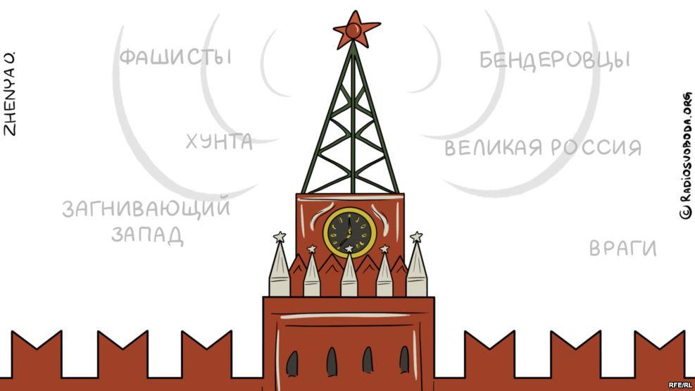 У НАТО повідомляють про посилення російської пропаганди і дезінформації
