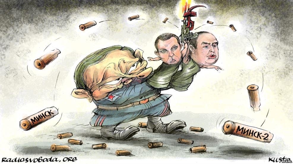 """Фейковий """"глава"""" фейкової """"ДНР"""" отримав попередження з Кремля: господарі готові замінити його іншою маріонеткою"""