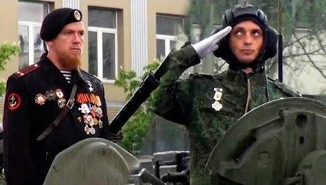 """В окупованому Донецьку вбитий один із символів """"ДНР"""" – бойовик """"Гіві"""""""