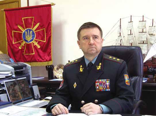 Раптово помер генерал, який відмовився відправляти війська на придушення Майдану