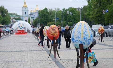У квітні в Києві готується грандіозний Фестиваль Писанок