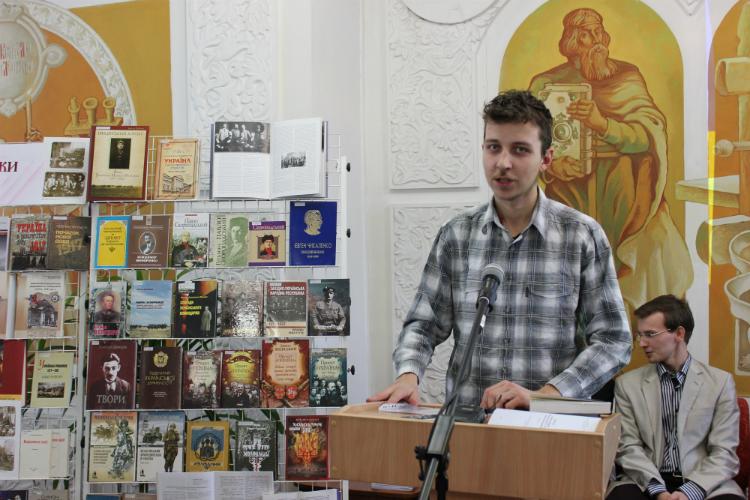 У Черкасах історики ЧНУ та юні дослідники дискутували з приводу подій Української революції 1917-21 років