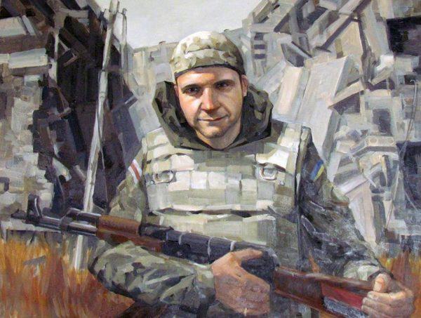 У Корсуні на Черкащині відкривається виставка картин білоруських художників, присвячених АТО на українському Донбасі