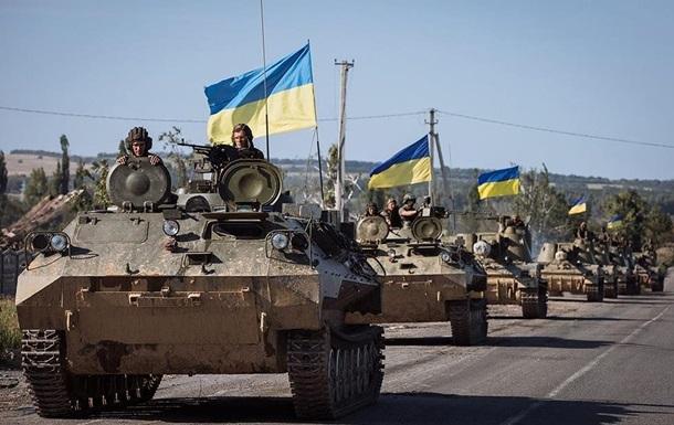 Україна відправить солдатів на навчання НАТО в Грузії