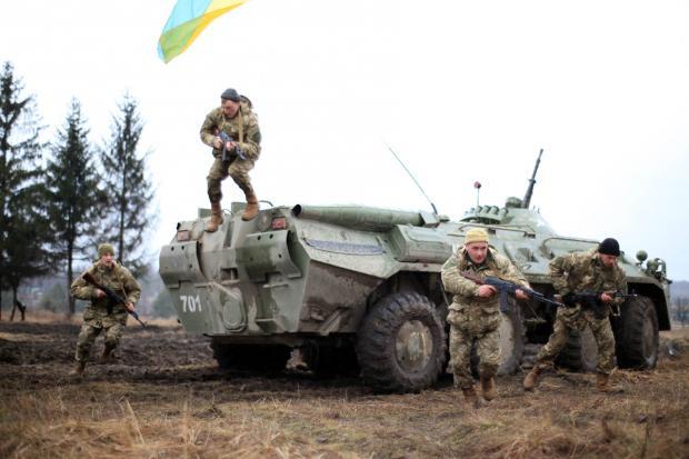 Біля Водяного бійці ЗСУ жорстко зустріли дві ДРГ ворога