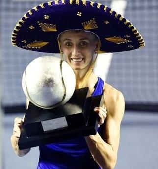 Українка виграла тенісний турнір в Мексиці