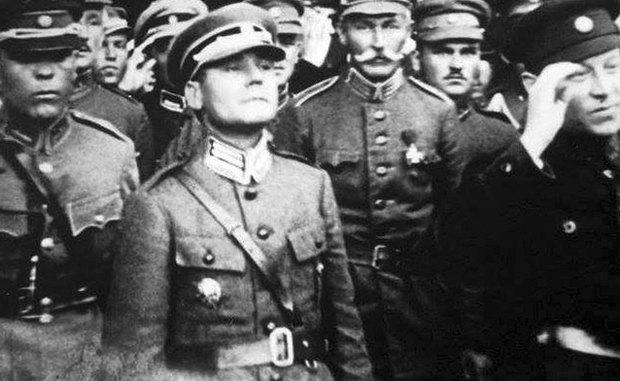 У Запоріжжі встановлять пам'ятник генералу УНР Безручку, який відзначився у обороні Варшави від московських більшовиків