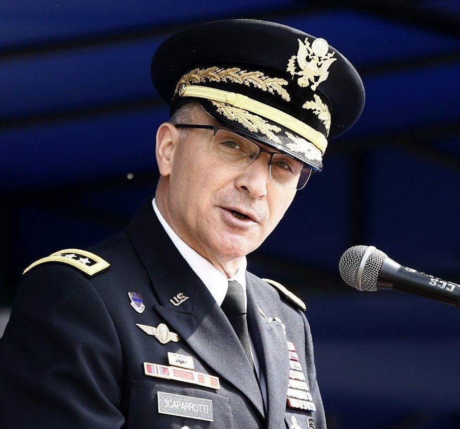 Командувач НАТО закликав Сенат США максимально допомогти Збройним Силам України