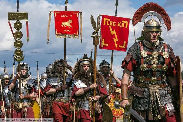 У Національному музеї історії в Києві розкажуть про часи римських легіонів на півдні України