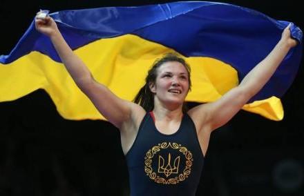 Українські спортсменки стали чемпіонками Європи з боротьби
