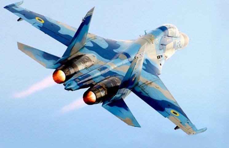 """На Полтавщині """"розминала м'язи"""" тактична авіація"""